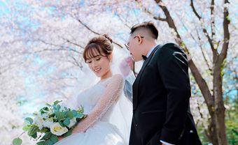 """Diễn viên """"Bước nhảy xì tin"""" cùng chồng sang Hàn Quốc chụp ảnh cưới - Blog Marry"""