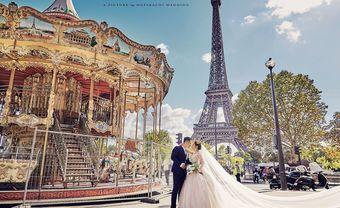 Chụp ảnh cưới nước ngoài – xu hướng các cặp đôi không thể bỏ qua - Blog Marry