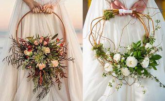 """Giỏ hoa cưới cầm tay: Xu hướng đang """"gây bão"""" trên toàn thế giới - Blog Marry"""