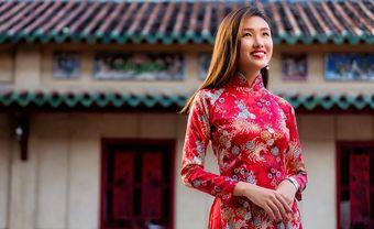 Kiểu tóc xinh ngày Tết cho nàng tự tin dạo phố Xuân - Blog Marry