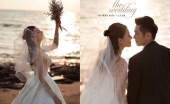 """Lê Hà """"The Face"""" tung ảnh cưới đẹp lung linh như phim tại Phú Quốc - Blog Marry"""