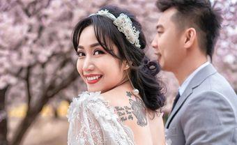 Bộ ảnh kỷ niệm 11 năm ngày cưới ngọt ngào của Ốc Thanh Vân - Blog Marry