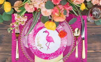 Theme cưới flamingo nổi bật cho mùa Hè - Blog Marry