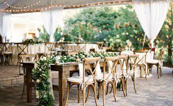 Theme cưới rustic lãng mạn cho cặp đôi yêu thiên nhiên - Blog Marry