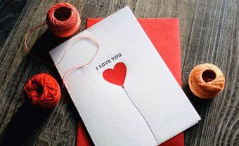 Hướng dẫn chi tiết cách làm 4 mẫu thiệp Valentine ngọt ngào - Blog Marry
