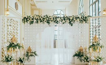 Tiệc cưới hoàng gia: Phải đẳng cấp và chỉn chu từng chi tiết - Blog Marry