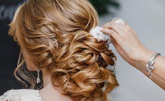 """Điểm lại xu hướng tóc cô dâu """"làm mưa làm gió"""" năm 2018 - Blog Marry"""