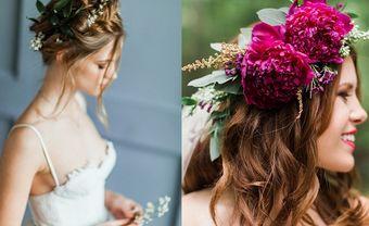 9 kiểu tóc thích hợp nhất với đám cưới ở biển - Blog Marry