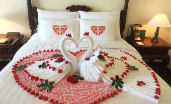 Mẹo giúp trang trí phòng cưới nhỏ đẹp và lãng mạn - Blog Marry