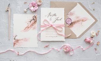7 bước không thể bỏ qua khi thiết kế thiệp cưới - Blog Marry