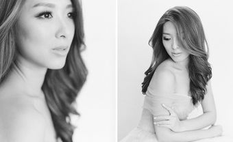 6 kiểu tóc cưới phù hợp với mọi cô dâu trong ngày trọng đại - Blog Marry