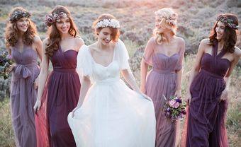 Màu sắc đám cưới 2020: bạn có từng nghĩ đến Ultra Violet? - Blog Marry