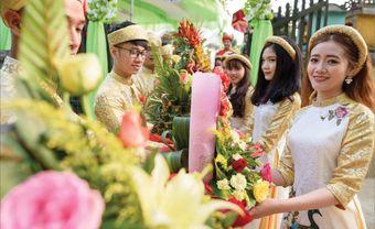 Bưng quả cô dâu có bầu có sao không? - Blog Marry