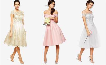 7 kiểu váy phù dâu mới mẻ mà bạn có thể lựa chọn cho ngày cưới của mình - Blog Marry