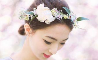 Những ý tưởng kiểu tóc đẹp và phụ kiện tóc cho cô dâu trong ngày cưới - Blog Marry
