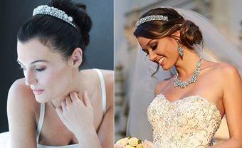 9 loại phụ kiện tóc cô dâu được yêu thích nhất hiện nay - Blog Marry