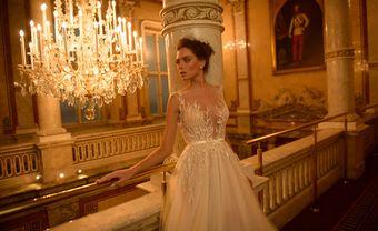 9 kiểu đường viền cổ áo cưới giúp tôn dáng mọi cô dâu - Blog Marry