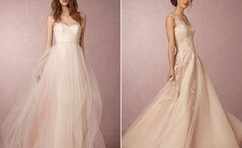 9 kiểu váy cưới phù hợp với đám cưới theo phong cách bãi biển - Blog Marry