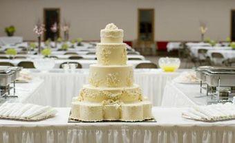 Bánh cưới giả - sự lựa chọn ngày càng được yêu thích - Blog Marry