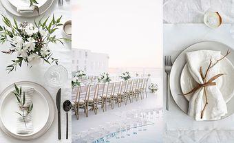 Ýtưởng tổ chức đám cưới tối giản và sang trọng cho cặp đôitrong năm 2020 - Blog Marry