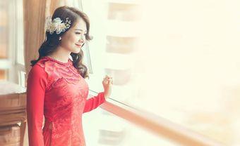 5 bí quyết chọn áo dài cưới cho cô dâu mảnh khảnh - Blog Marry