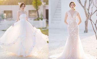 BST váy cưới BACK TO FLORAL – Hành trình đi tìm bản ngã của mỗi cô gái Việt - Blog Marry