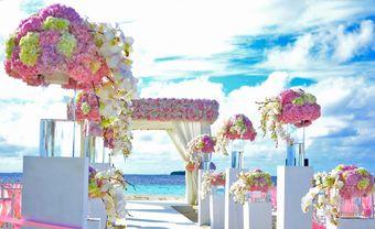 6 màu sắc đám cưới phổ biến và ý nghĩa của từng màu có thể bạn chưa biết - Blog Marry