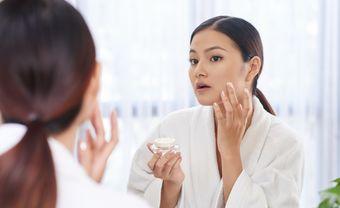 Bật mí cách chăm sóc da mặt cho cô dâu bị lỗ chân lông to để có làn da đẹp trong ngày trọng đại - Blog Marry