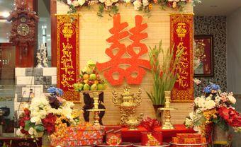 """Cùng tìm hiểu cách trang trí bàn thờ gia tiên đám cưới để tránh """"bỡ ngỡ"""" - Blog Marry"""