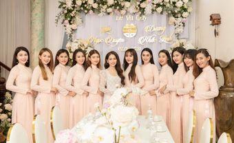 Top áo dài bưng quả mẫu mới 2020 - Blog Marry