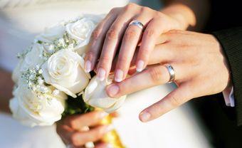 Đeo nhẫn cưới vị trí nào là tốt nhất cho quan hệ vợ chồng? - Blog Marry