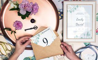 Làm thế nào để lựa chọn thiệp mời đám cưới phù hợp? - Blog Marry