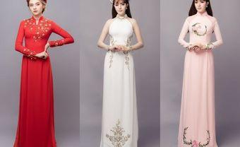 6 lưu ý khi mặc áo dài cưới đơn giảnmà các cô dâu nên biết - Blog Marry