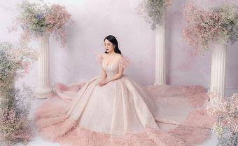 5 mẫu váy cưới đơn giản nhưng đầy ấn tượng dành cho cô dâu - Blog Marry