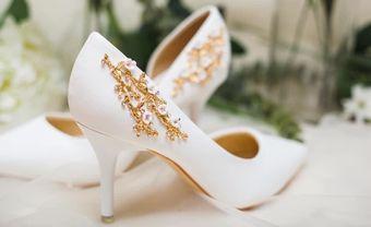 Mỗi cô dâu đều muốn có một đôi giày thiết kế dành riêng cho mình - Blog Marry