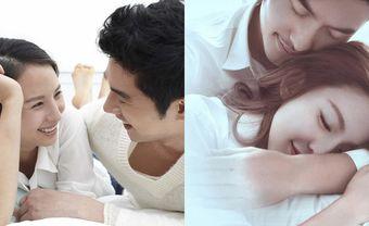 8 thói quen khi ngủ của các ông chồng yêu vợ, bắt buộc phải có cái thứ 4 - Blog Marry