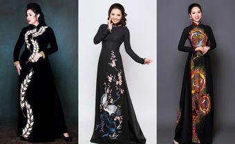 Những lưu ý khi lựa chọn áo dài sang trọng cho mẹ cô dâu - Blog Marry