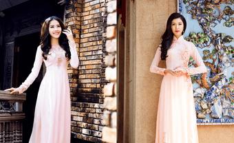 Những mẫu áo dài đám hỏi đơn giản sang trọng để ra mắt gia đình hai bên - Blog Marry