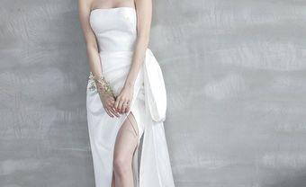 Những bộ áo cưới đơn giản mà đẹp cho cô dâu trong ngày trọng đại - Blog Marry