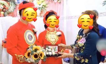 Bất ngờ trước đám cưới của cặp đôi miền Tây: Tiền nạp tài 1,8 tỷ đồng - Blog Marry