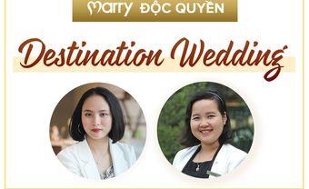 MARRY Phỏng vấn độc quyền: Góc nhìn về Destination Wedding từ chuyên gia đến từ khách sạn JW Marriott Phu Quoc Emerald Bay Resort & Spa và Sheraton Grand Danang Resort - Blog Marry