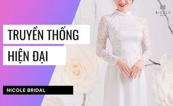 Áo dài cưới