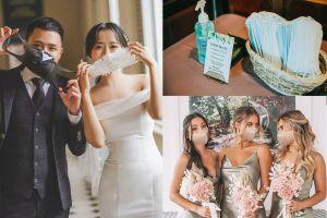 7 nguyên tắc an toàn trong mùa COVID mà khách dự đám cưới muốn bạn thực hiện - Blog Marry