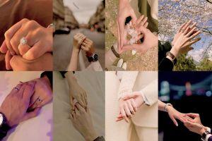 Những điều bạn chưa biết về ngón tay đeo nhẫn cầu hôn - Blog Marry