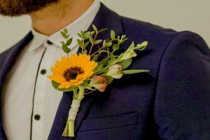 """13 mẫu hoa cài áo """" độc, lạ"""" cho chú rể trong ngày cưới - Blog Marry"""