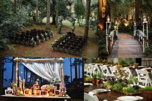 22 điều không thể thiếu của tiệc cưới theo chủ đề cổ tích thiên nhiên - Blog Marry