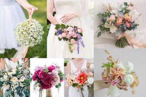 Những bó hoa cưới tuyệt đẹp và đặc biệt cho cô dâu lựa chọn trong năm 2021 - Blog Marry