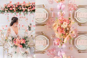 Tạo điểm nhấn lễ cưới với phong cách trang trí bàn tiệc đầy mới lạ - Blog Marry