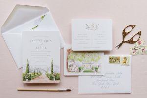 Làm mới thiệp cưới bằng những mẫu ý tưởng mới lạ - Blog Marry