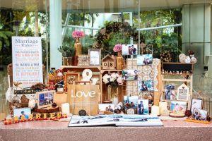 Những phong cách bàn gallery đặc sắc trong ngày cưới - Blog Marry